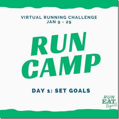 Run Camp Day 1