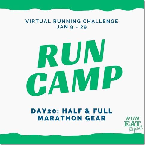 Run Camp Day 20