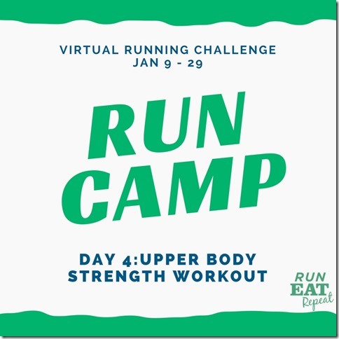 Run Camp Day 4