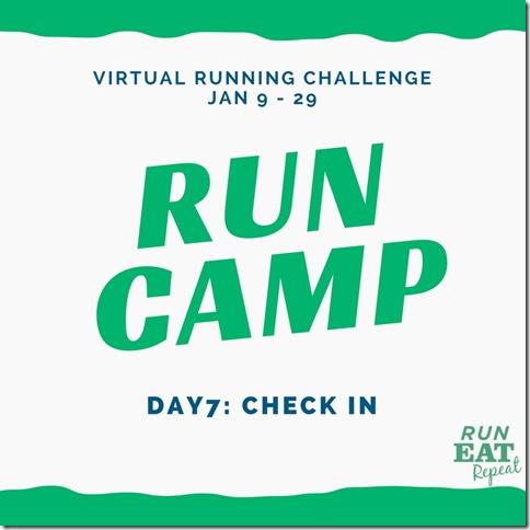 Run Camp Day 7