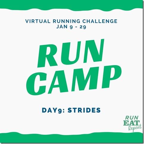 Run Camp Day 9