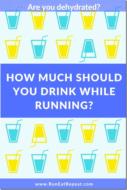 are you dehydrated