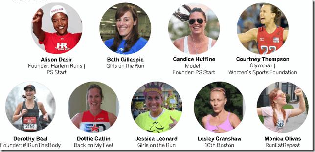 boston marathon hyland's team