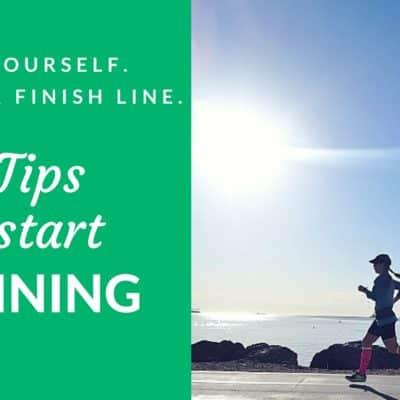 3 Tips to Start Running Now