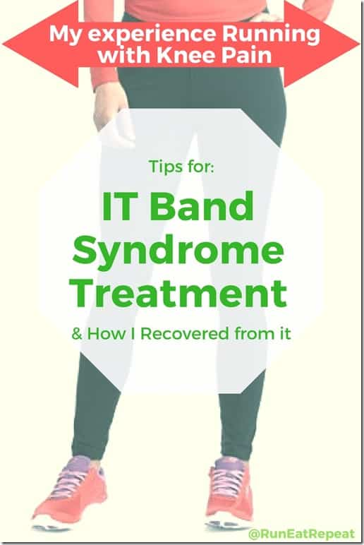 IT Band Syndrome Recovery tips