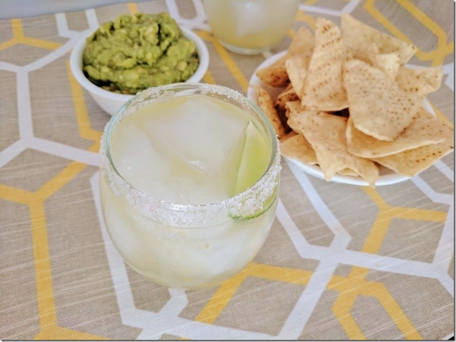 easy skinny margarita recipe