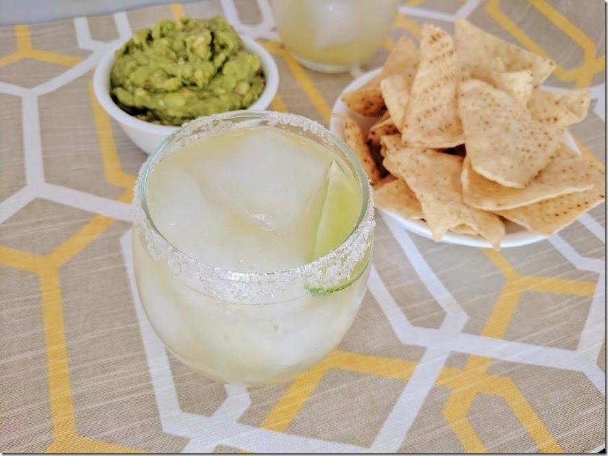 easy skinny margarita recipe