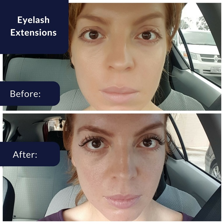 how to make eyelashes grow back after extensions