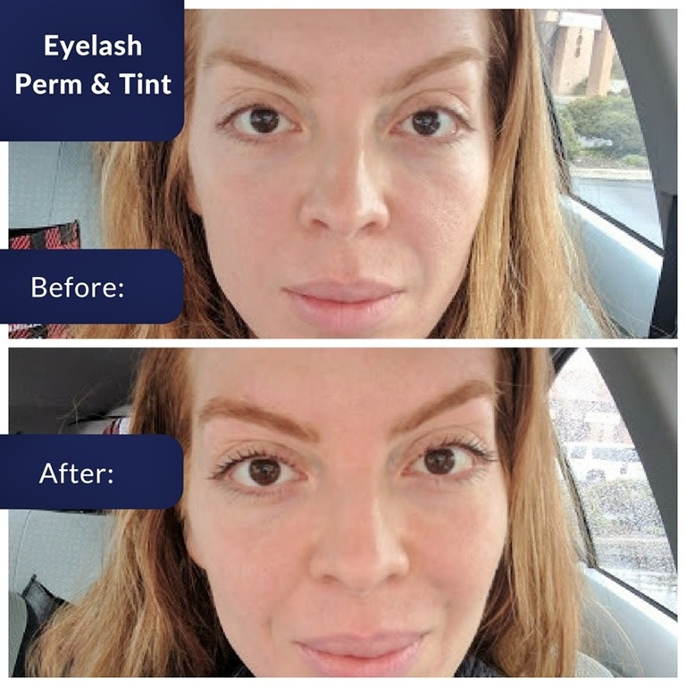 Eyelash Extensions Versus Eyelash Perm And Tint Run Eat