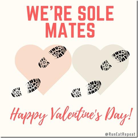 sole mates valentines
