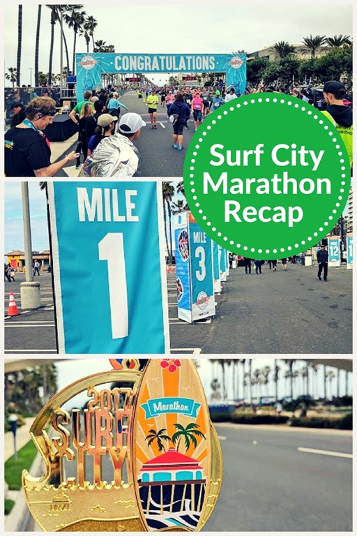 Huntington Beach Marathon Race Results