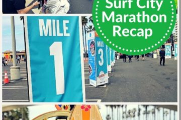 Surf City Marathon Race Results and Recap