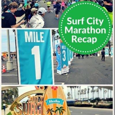 Surf City Marathon Race Results and Recap