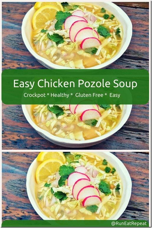 Easy pozole recipe
