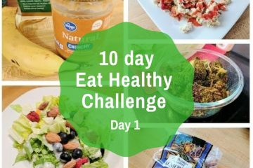 Clean Eating Challenge For Messy People