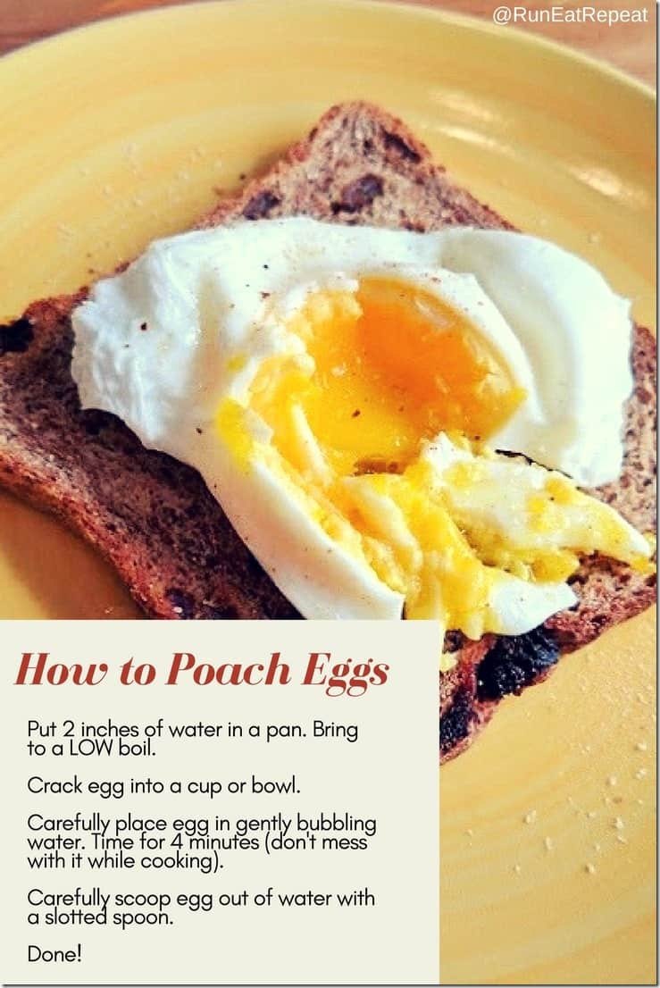 How to poach eggs (1)