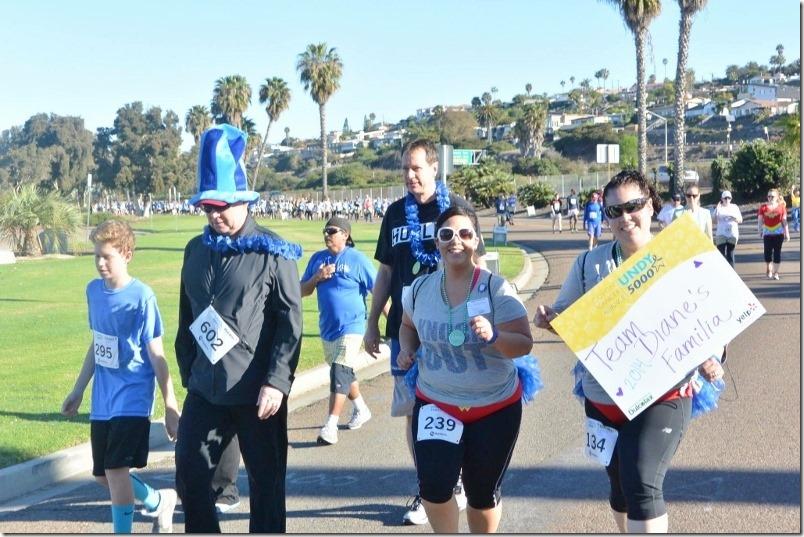 Undy Run Walk run blog 1