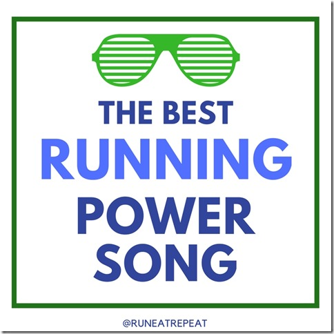 best running song
