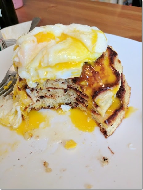 eggs on pancakes (460x613)