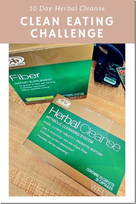 herbal cleanse challenge what to eat