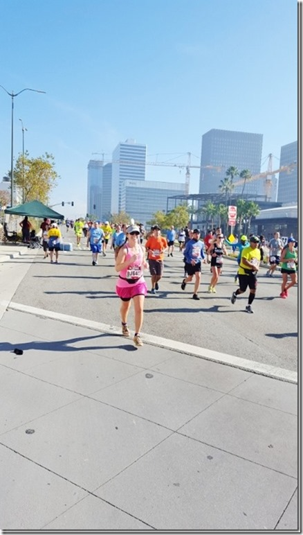 la marathon results blog
