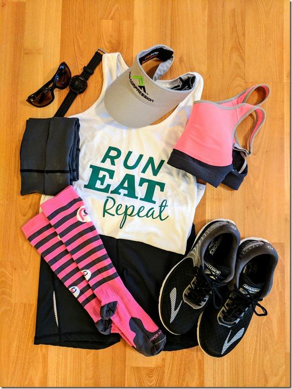 marathon checklist