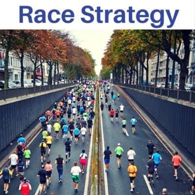 My Boston Marathon Race Strategy Broken Down Into 4 Parts