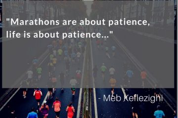 Awesome Running Tips from Meb Keflezighi