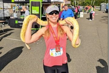 13.1 Miles, Facts and Fun from the PCRF Half Marathon