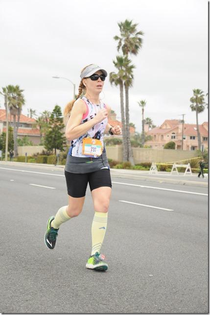surf city marathon running blog