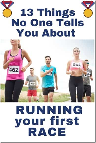 13 Things No One Tells You about running