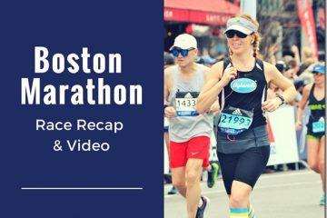 Boston Marathon Race Recap & Vlog