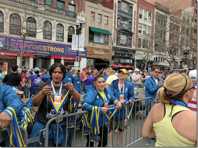 Boston Marathon race results 49