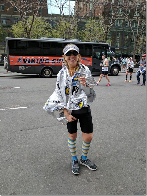 Boston Marathon race results 51