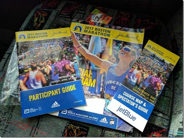 boston marathon race results 25