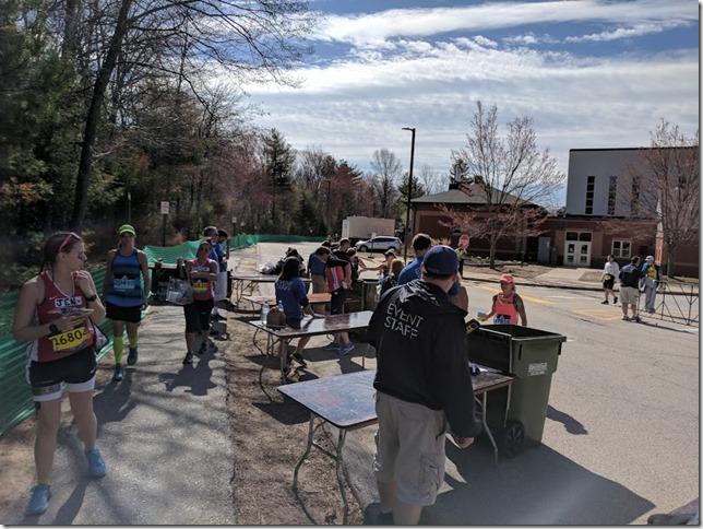 boston marathon race results 27