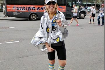 I Ran The Boston Marathon and All You Got was This Lousy Blog
