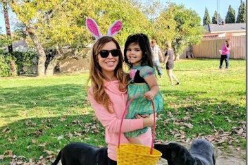 Confetti Easter Egg Hunt
