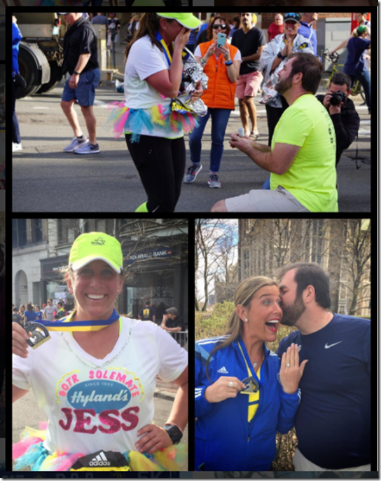 Boston Marathon proposal