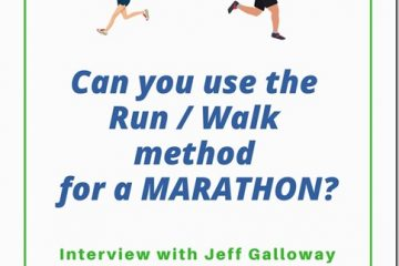 Should You Run/Walk to Get Faster? Prevent Injury??