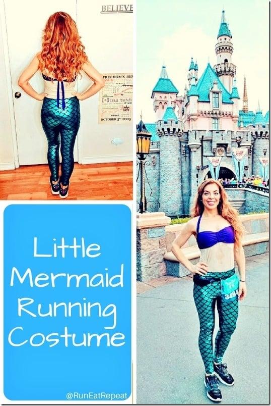acaf17dfd342c Little Mermaid Running Costume Details - Run Eat Repeat