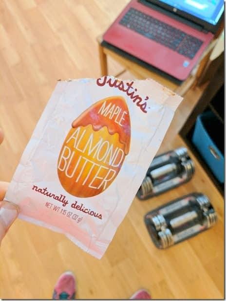 almond butter workout blog (460x613)