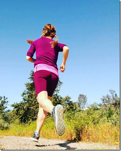 i have a running blog 1