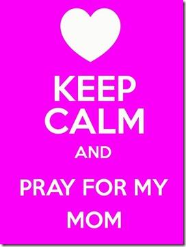 keep calm mom