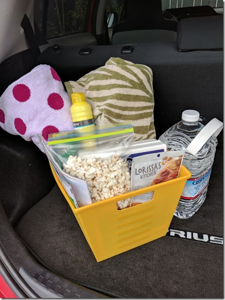 Road Trip Survival Kit For Adults Run Eat Repeat