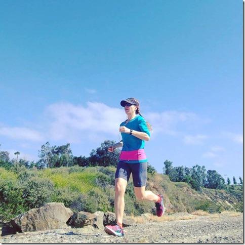 running blog may