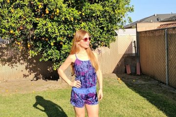 Would You Wear a Running Romper?