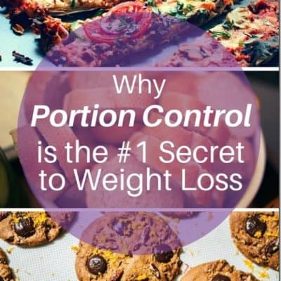 Is Health & Weight Loss Really About Portion Control?