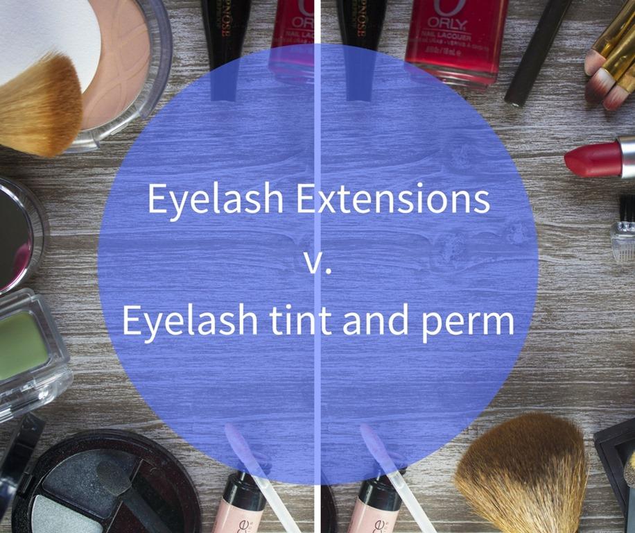 161495aa867 Eyelash Lift & Tint vs. Eyelash Extensions… - Run Eat Repeat