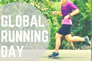 Global Running Day Celebrations!!